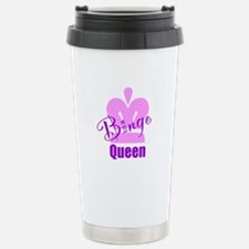 Bingo Queen Stainless Steel Travel Mug