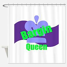 Bargin Queen Shower Curtain