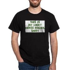 Horse_Racing T-Shirt