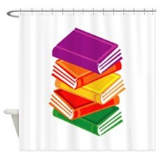 Back To School Shower Curtain