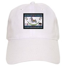 Schnauzer Rocking Dog Baseball Cap