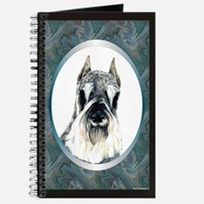 Schnauzer Designer Dog Journal