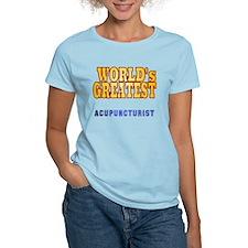 World's Greatest Acupuncturist T-Shirt
