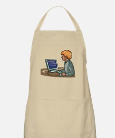 Back To School Apron