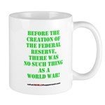 The Federal Reserve and World War Mug