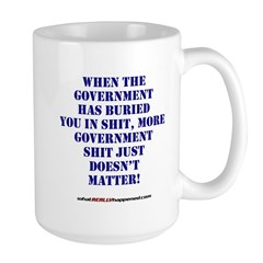 Government buries Mug