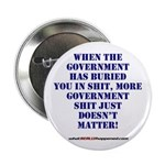 "Government buries 2.25"" Button (100 pack)"