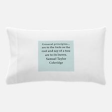 coleridge3.png Pillow Case