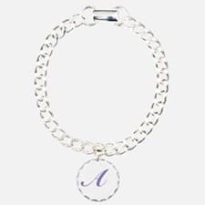 A Purple Bracelet