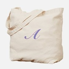 A Purple Tote Bag