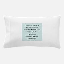 coleridge2.png Pillow Case