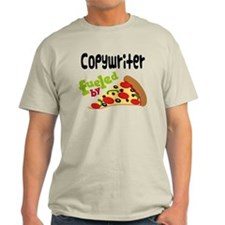 Copywriter Funny Pizza T-Shirt