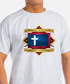 Missouri Battle Flag T-Shirt