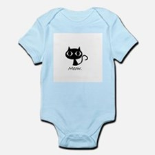 Meow. Infant Bodysuit