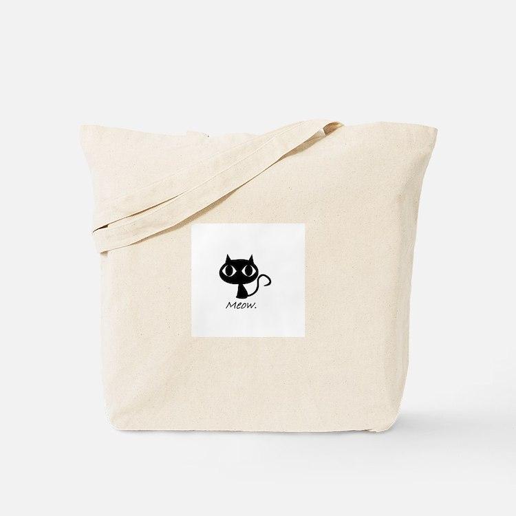 Meow. Tote Bag