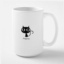 Meow. Coffee Mug