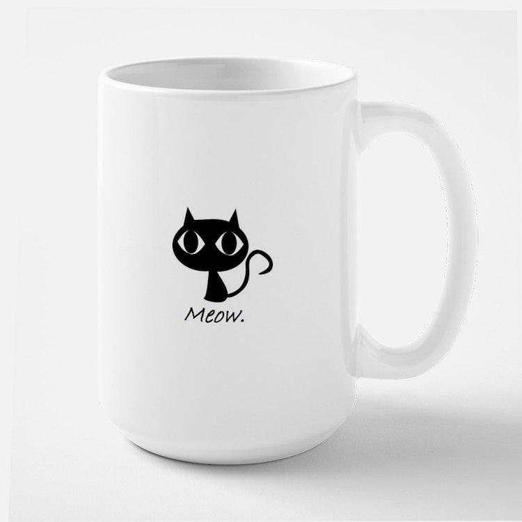 Meow. Mug