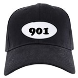 901 Baseball Cap with Patch