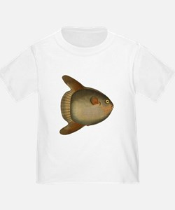 Mola Mola Giant Sunfish T-Shirt