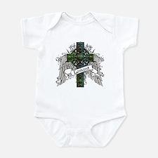 Lamont Tartan Cross Infant Bodysuit