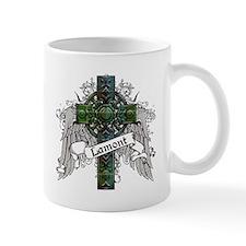Lamont Tartan Cross Mug