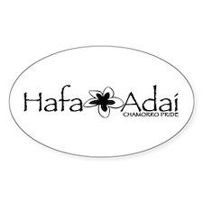 Hafa Adai from Chamorro Pride Decal