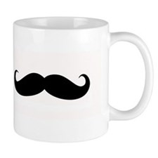Id love to chat, but I really mustache Mugs