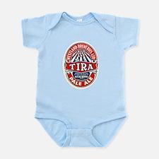 New Zealand Beer Label 7 Infant Bodysuit