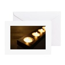 Spa Candles Greeting Cards (Pk of 10)