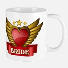 GOLD WING BRIDE Mug