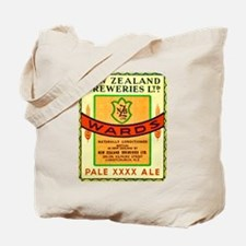 New Zealand Beer Label 3 Tote Bag