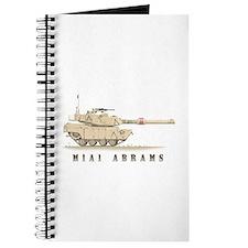 Cute M1a1 abrams Journal