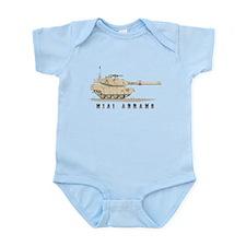 Cute Abrams Infant Bodysuit