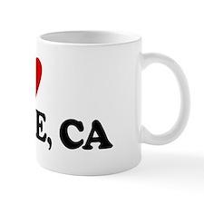 I Love VENICE Mug