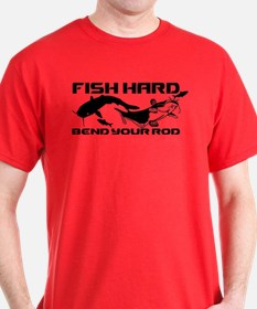 FISH HARD CATFISH T-Shirt