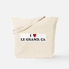 I Love LE GRAND Tote Bag