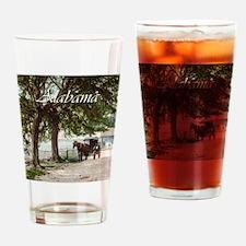 Vintage Alabama Drinking Glass