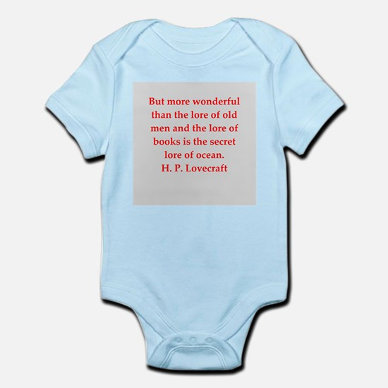 lovecraft3.png Infant Bodysuit