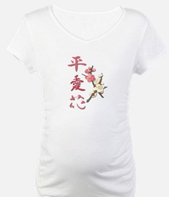 Peace, Love, and Flowers Shirt