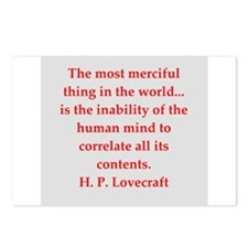 lovecraft9.png Postcards (Package of 8)