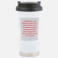 lovecraft5.png Stainless Steel Travel Mug