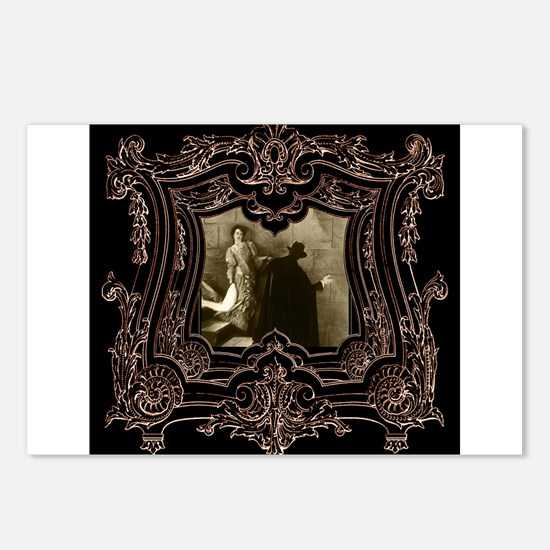 """French Frame Classic Phantom of the Opera """"To the"""