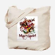 Butterflies Maryland Tote Bag