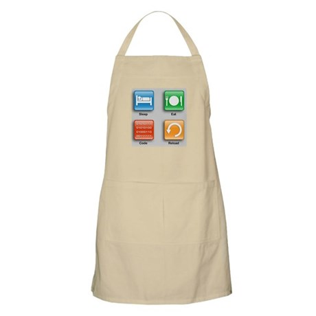 The Code Monkey's Guide Apron