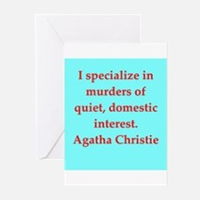 chrustie2.png Greeting Cards (Pk of 20)