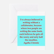 chrustie1.png Greeting Cards (Pk of 20)