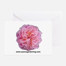 Pink Rose Club Greeting Cards (Pk of 10)
