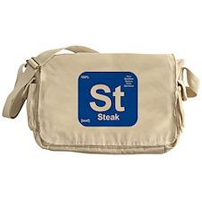 St (Steak) Element Messenger Bag