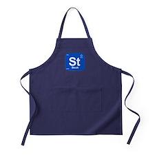 St (Steak) Element Apron (dark)