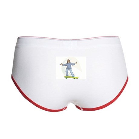 Back To School Women's Boy Brief